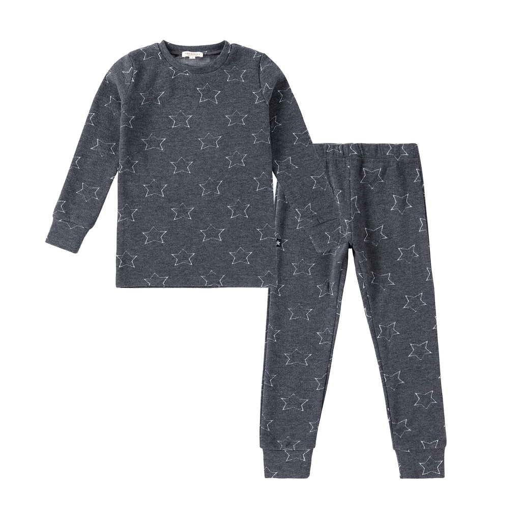 Grey Star Pajamas