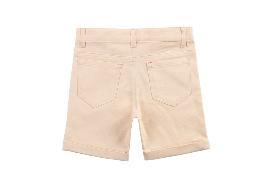 Corry Boys Shorts in Khaki