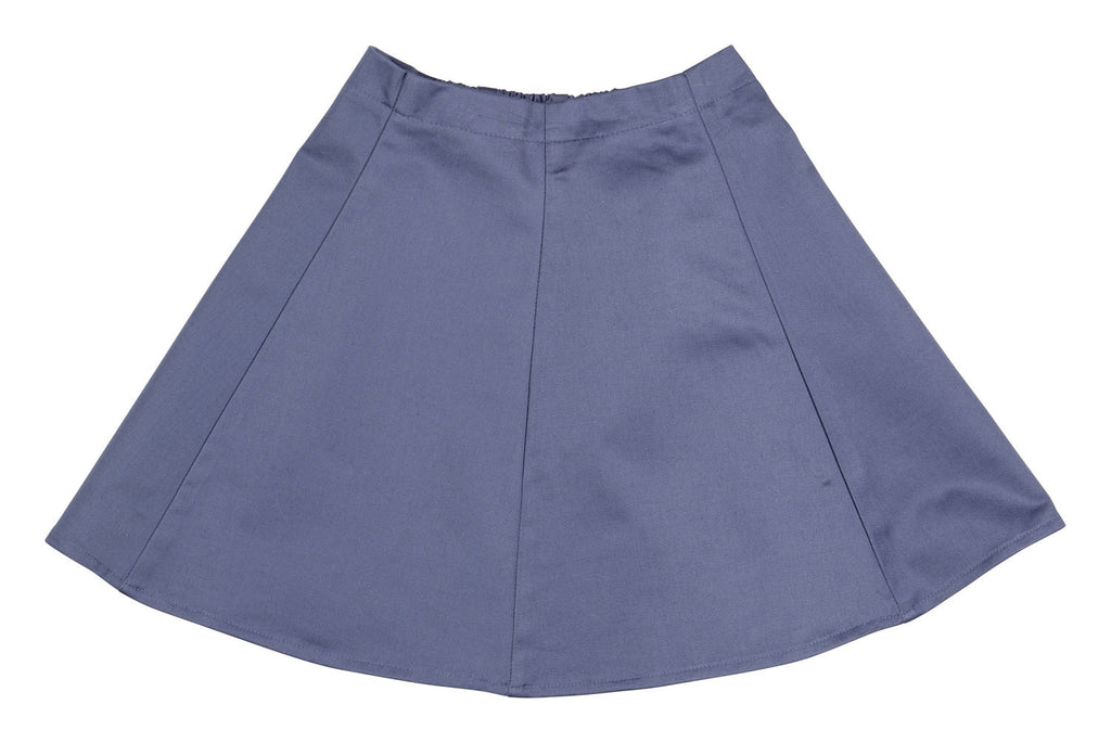 Bristol Panel Skirt in Regatta