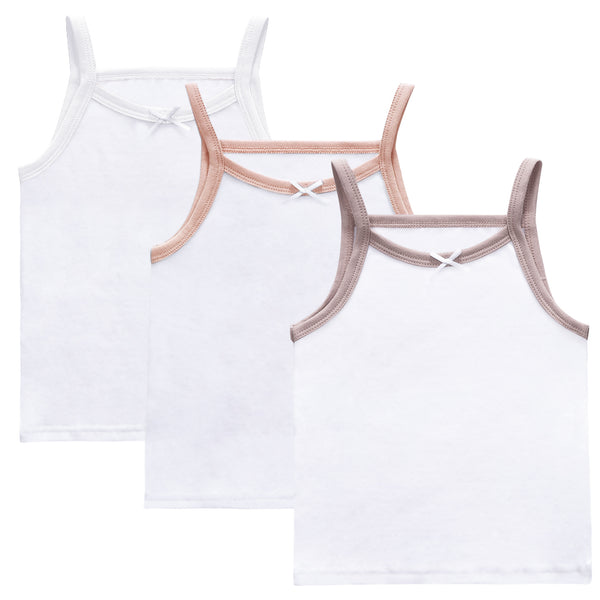 Girls Basic 3pc Tank Set