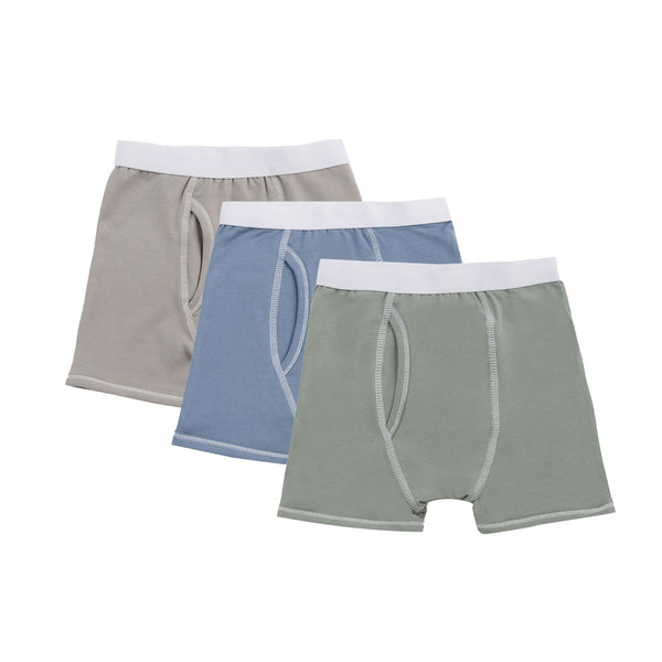 Boys Basic 3pc Boxer-