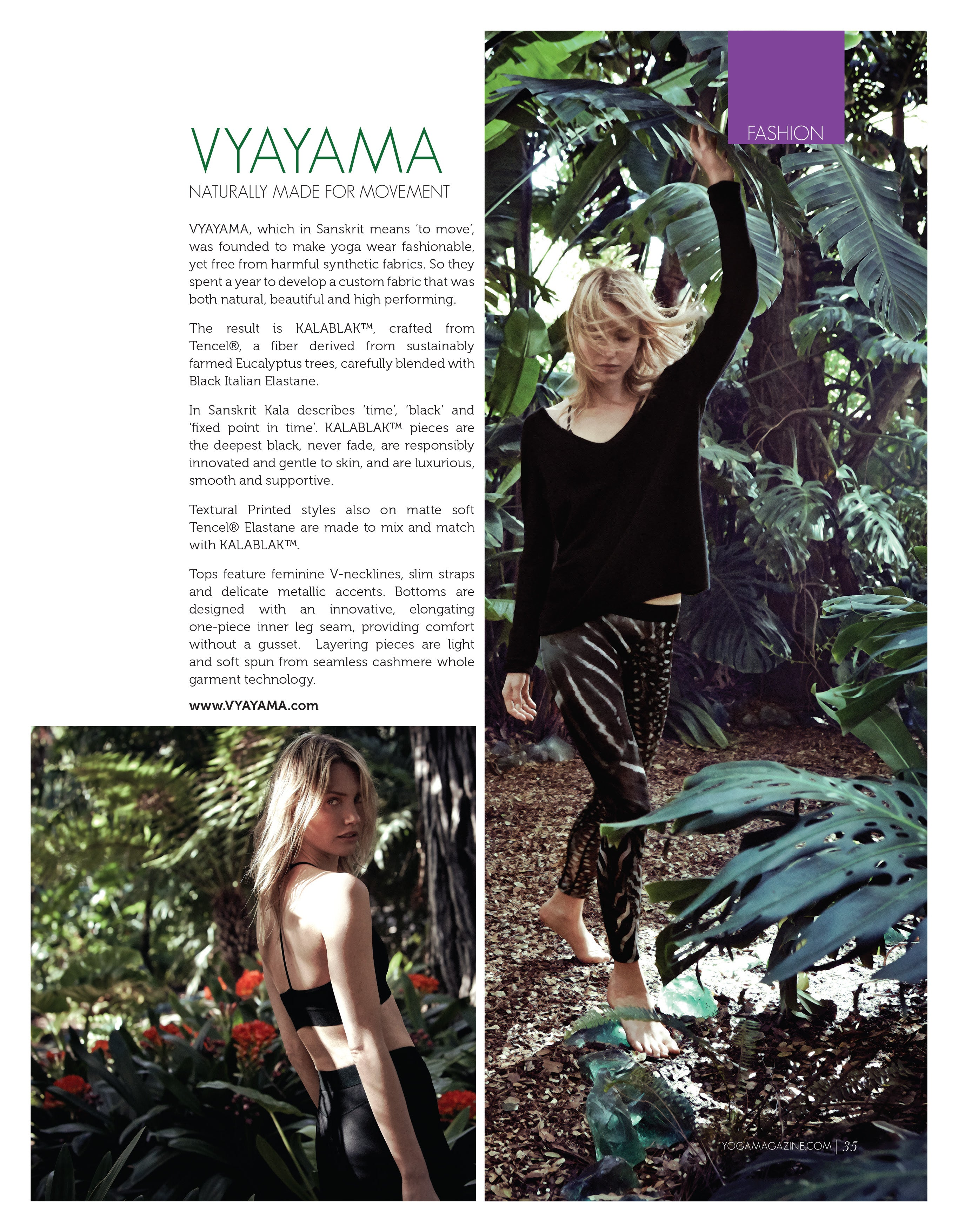 Yoga Magazine October 2016