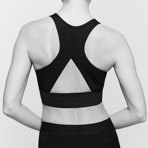 KALABLAK™ Sculpt Crop Top