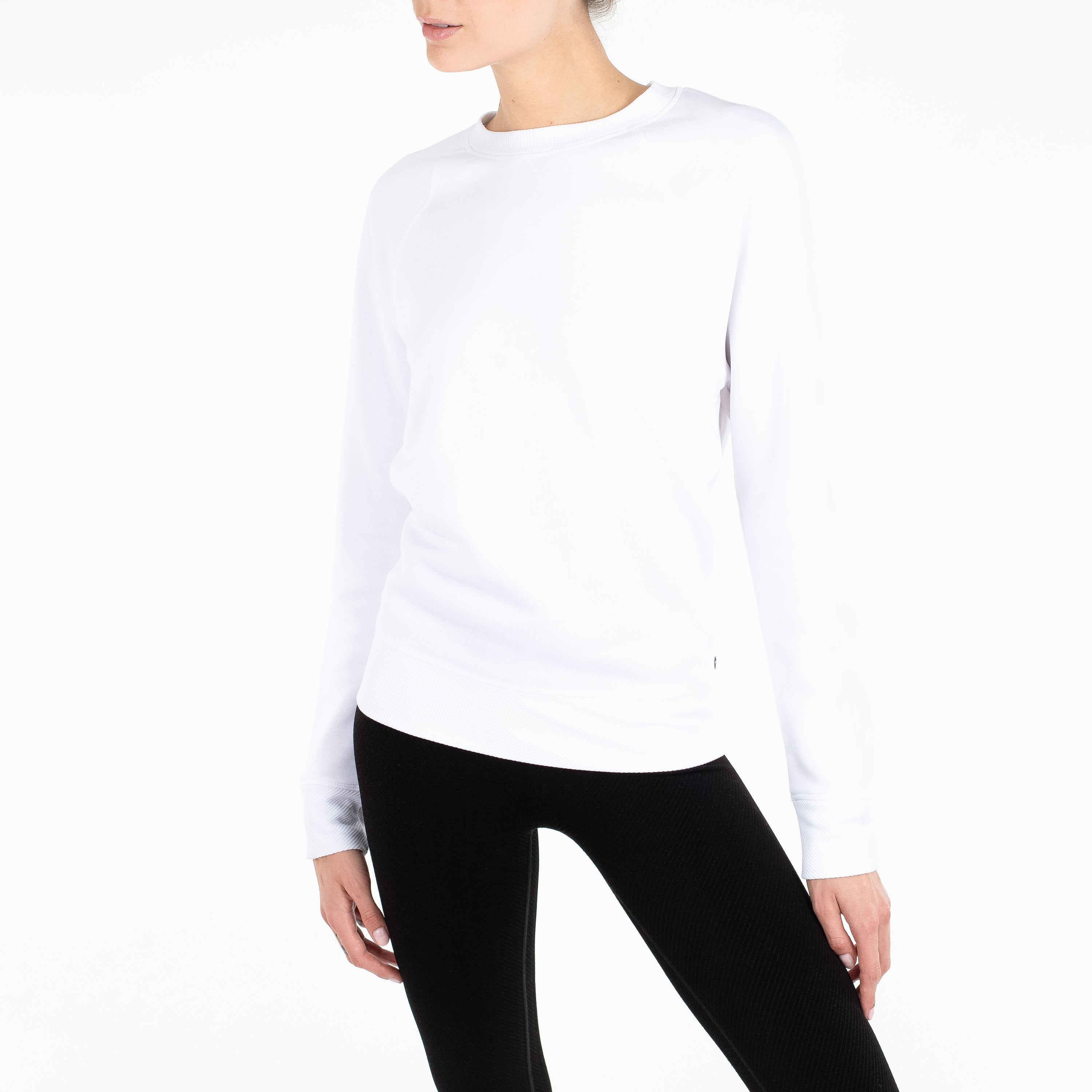 TENCEL® BOTANICAL TERRY SWEATSHIRT