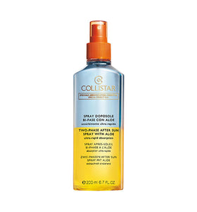 COLLISTAR Spray Aftersun Bifase con Aloe