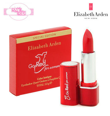 ELIZABETH ARDEN Barra de labios Go red for women