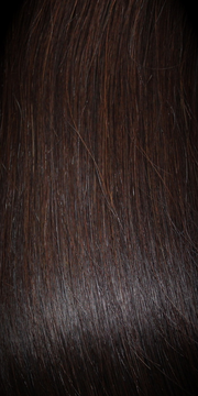Textured Clip In Hair Extensions Mocha Brown 1B#