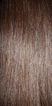Textured Clip In Hair Extensions Chocolate Brown 2#