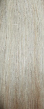 Clip in Hair Extensions Platinum Blonde (60#)