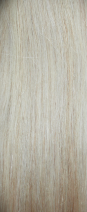 Clip In Hair Extensions - Platinum Blonde 60#