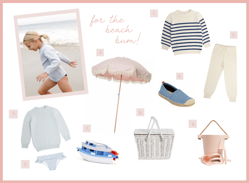holiday gift guides : for the beach bum