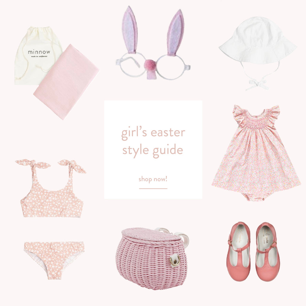 girl's easter style guide