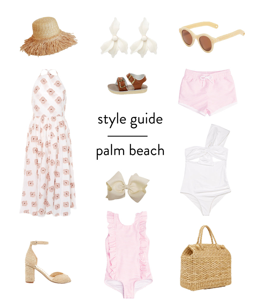 style guide : palm beach
