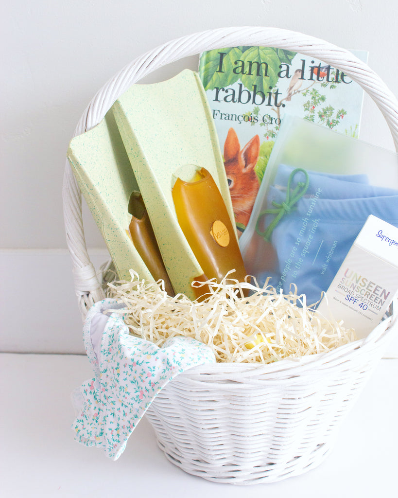 a very minnow easter basket