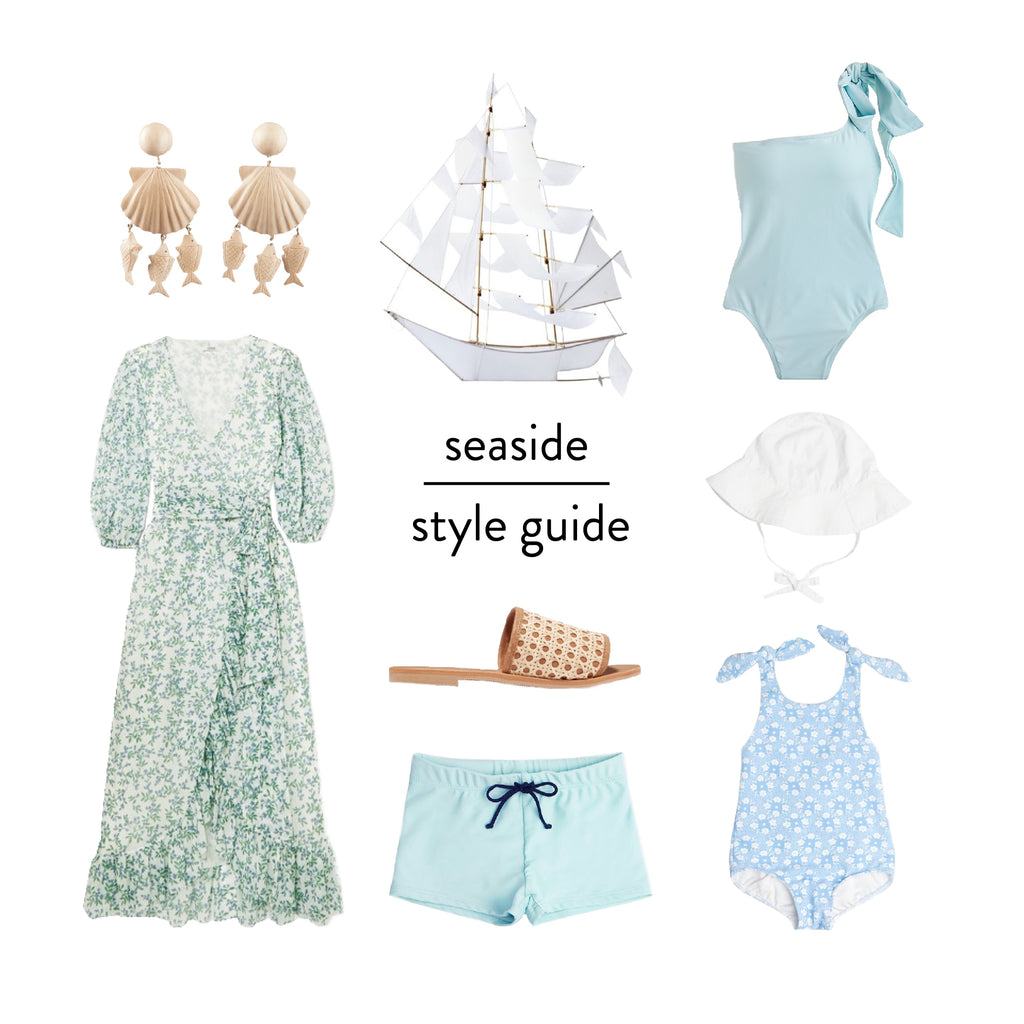style guide : seaside