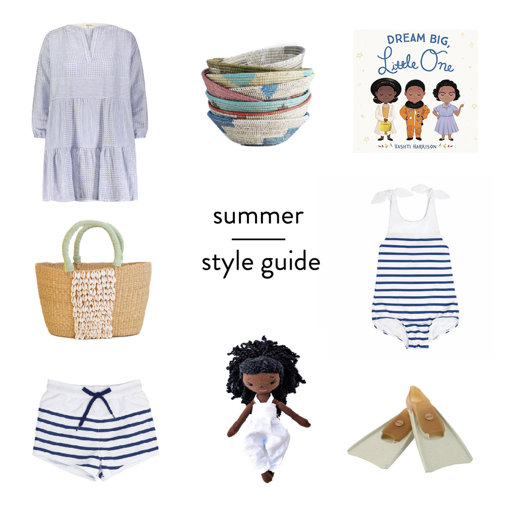 style guide : summer