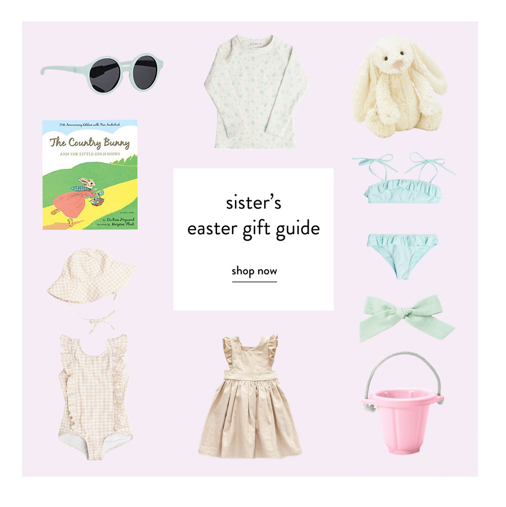 Sisters easter gift guide minnow sisters easter gift guide negle Gallery