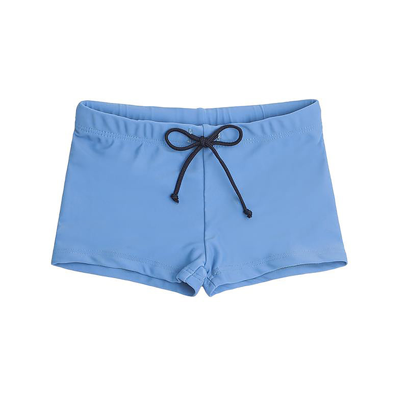 boy's amalfi blue brief