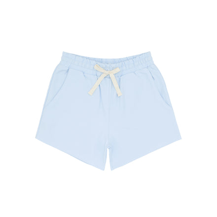boys light blue canvas short