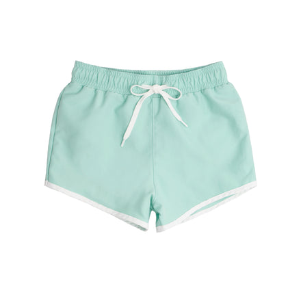 Boy's Seafoam Boardies