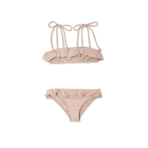 Girl's Blush Bandeau Set