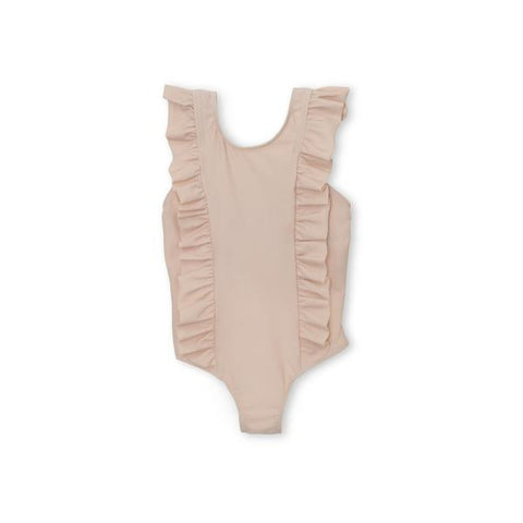 Girl's Blush Ruffle One Piece