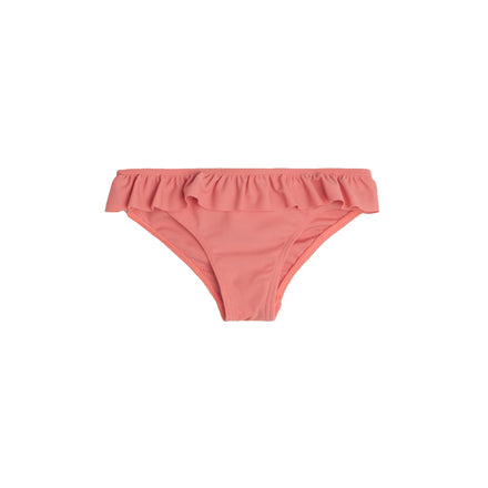 Girl's Nantucket Red Bikini Bottoms