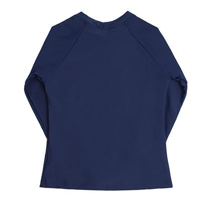 infant navy rashguard