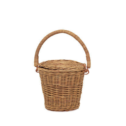apple basket, small