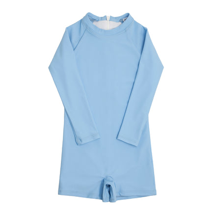 boys peri blue rashguard one piece