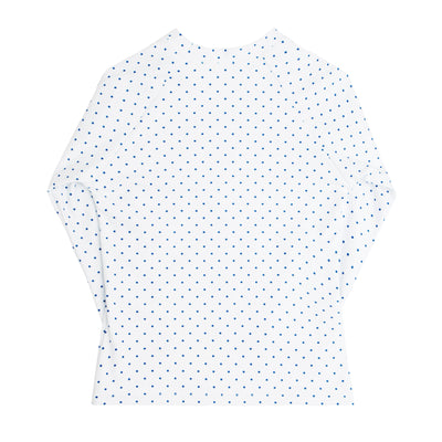 white dot rashguard