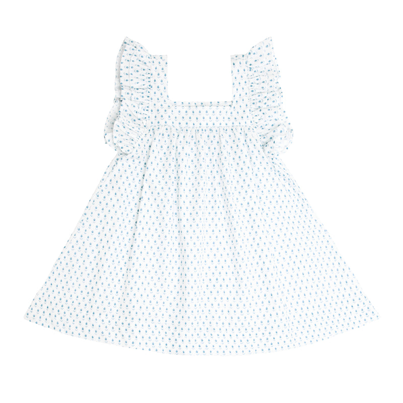 girls tulip swing dress