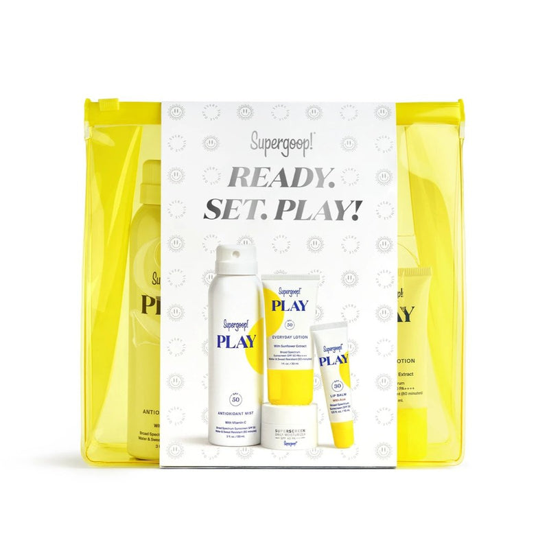 spf ready, set, play kit