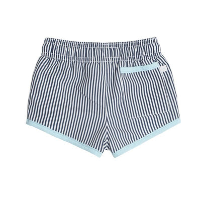 infant stripe boardie