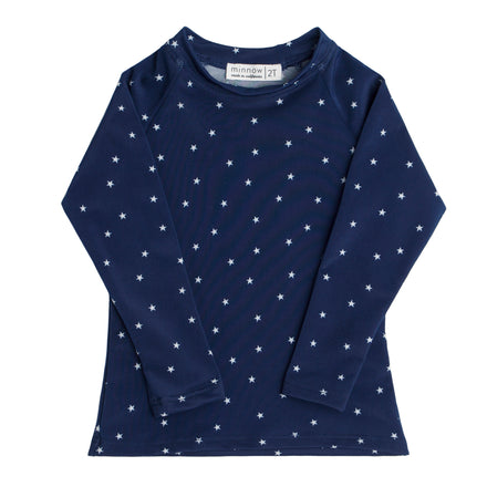 Navy Star Rashguard