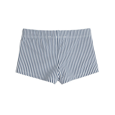 boys navy stripe brief