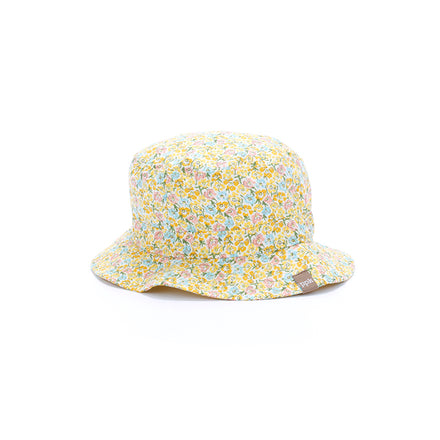 blooming meadow bucket hat, yellow