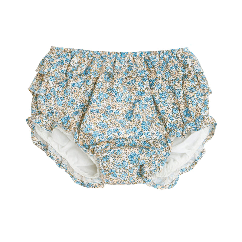 floral swim bloomer