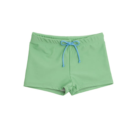 boys spring green brief