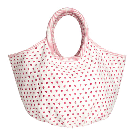 roller rabbit pink heart bondi bag