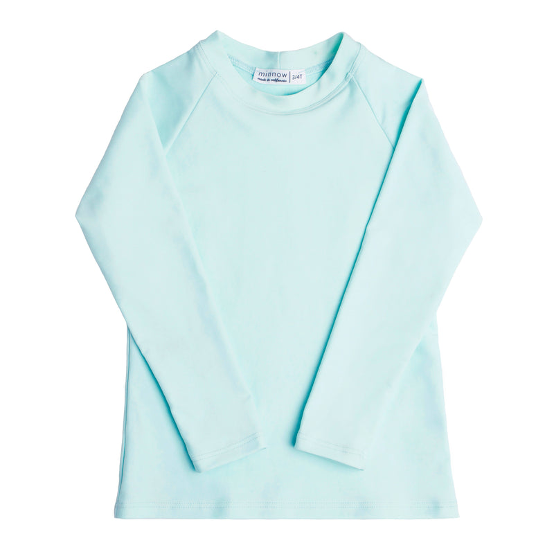 Soft Mint Rashguard
