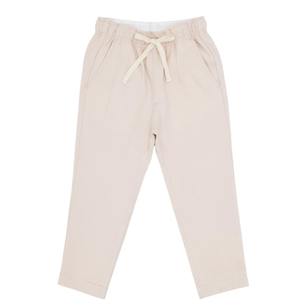 boys tan canvas pants