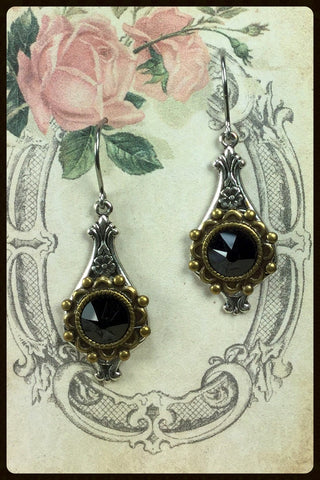 Art Deco Style Earrings