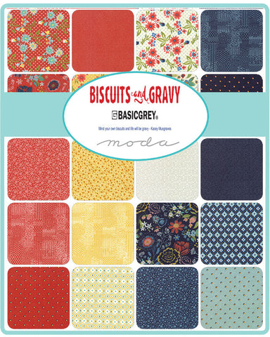 Biscuits & Gravy by Basic Grey for Moda