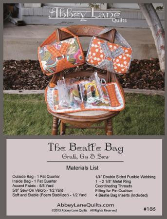 The Beatle Bag Kit...Grab, Go & Sew