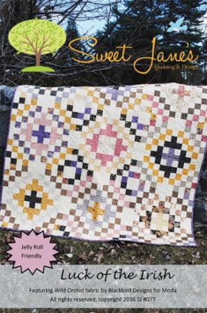 Luck of the Irish Quilt Pattern