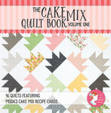 The Cake Mix Quilt Book: Vol 1 for It's Sew Emma