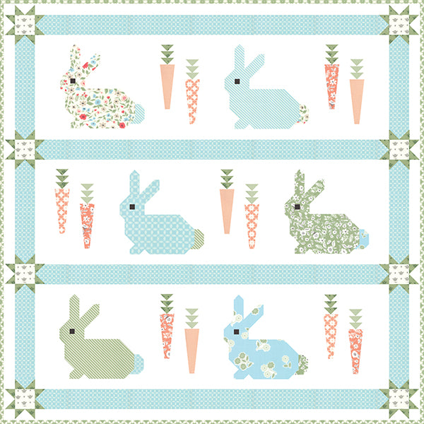 Cottontail Pattern by Lella Boutique