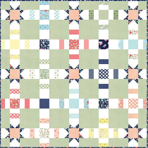 Pretty Please Pattern by Lella Boutique