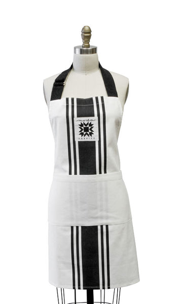 """Urban Cottage"" Apron Center by Urban Chiks for Moda"